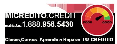 Desde Miami: Clases, Cursos de Reparación de Crédito